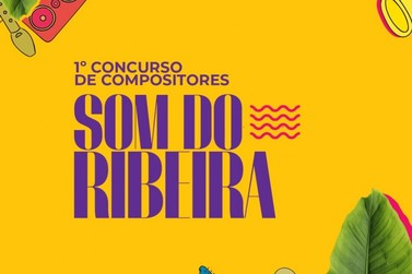 Inscrições abertas para o 1º Concurso de Compositores Som do Ribeira