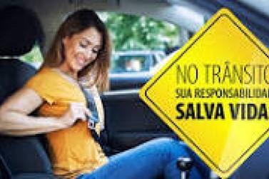 PM Rodoviária realiza ações educativas durante a Semana Nacional de Trânsito