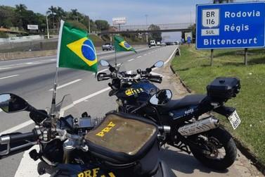 PRF encerra a Operação Independência 2021 nas rodovias federais de São Paulo