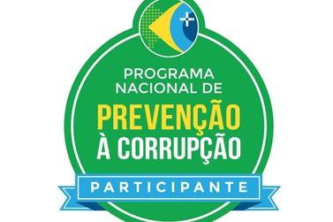 Registro conquista selo do Programa Nacional de Prevenção à Corrupção