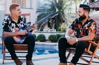 Live marca lançamento da dupla rio-clarense Dan Ribeiro e Rodolfo
