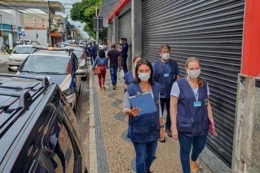 Vigilância Sanitária e Guarda Municipal estão fiscalizando no final de semana