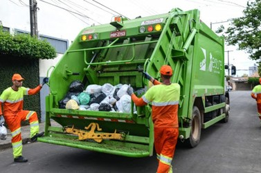 Coleta de lixo atua normalmente em Rio Claro no feriado de quarta-feira