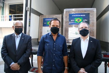 Governo de SP supera 40 milhões de doses da vacina do Butantan