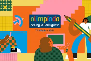 Inscrições para Olimpíadas de Língua Portuguesa vão até 30 de abril