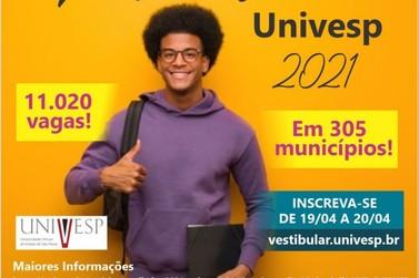 Inscrições para vestibular de meio do ano da Univesp começam na segunda-feira