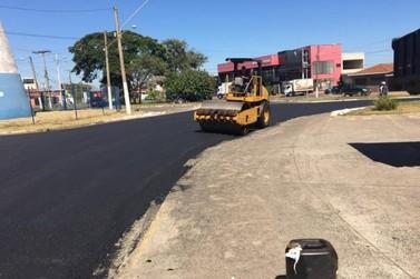 Operação tapa-buracos prossegue em várias regiões da cidade