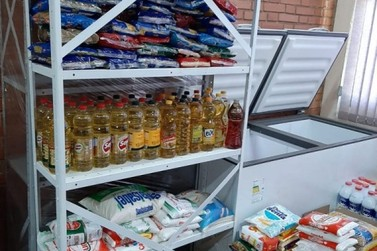 RC arrecada 700 quilos de alimentos na 1ª semana da Vacina Contra a Fome