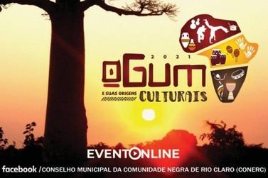 Rio Claro realiza Semana Ogum e suas origens culturais