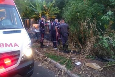 Tentativa de homicídio no Jardim Centenário