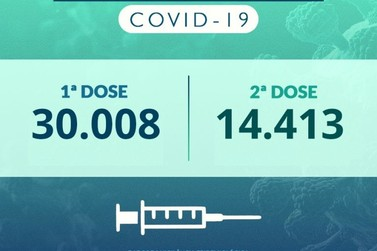 Vacinação contra covid continua para idosos com 67 anos ou mais
