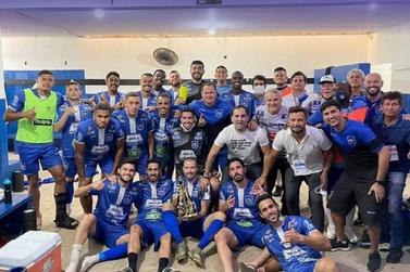 Galo Azul inicia briga com Água Santa por acesso na Série A2 nesta segunda