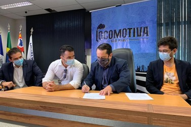 Rio Claro pode aderir ao Locomotiva SP no combate aos efeitos da pandemia