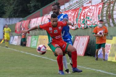 Velo Clube marca aos 48 do segundo tempo e vence o Taubaté pela Série A2