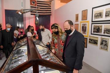 Museu de Rio Claro volta a receber  o público a partir desta terça-feira