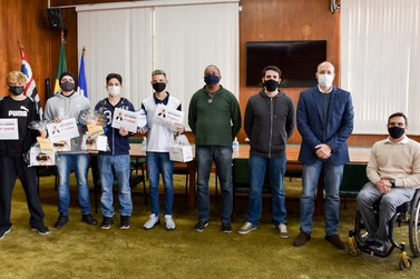 Rio Claro premia vencedores do 1º Campeonato Municipal de e-Sports