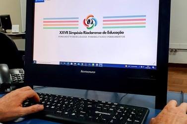 Rio Claro terá simpósio de  educação com oito palestras on-line