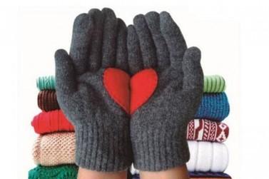 Shopping Rio Claro participa da campanha do agasalho