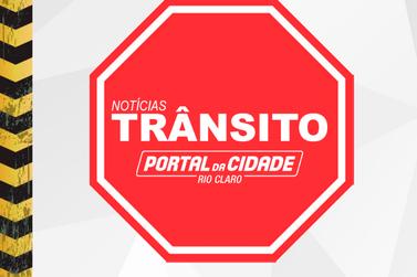 Avenida 7 é interditada nesta terça-feira (20) em Rio Claro