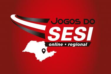 Jogos do Sesi inaugura versão online e regional em 2021