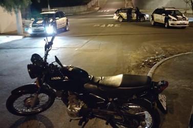 Moto furtada no Bela Vista é localizada pela GCM, em Rio Claro