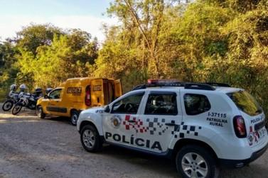 Polícia recupera carro e mercadoria dos Correios roubados no Jardim Ipanema