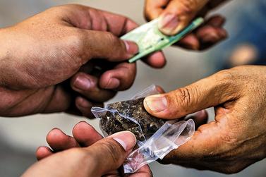 Rio Claro é alvo de operação da Polícia Federal de combate ao tráfico de drogas