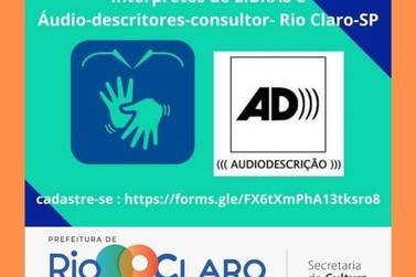 Rio Claro possui cadastro municipal de tradutores intérpretes de libras