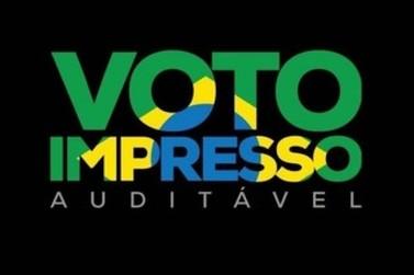 Rio Claro terá manifestação pelo voto impresso auditável no domingo