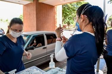 Rio Claro vacina nesta quarta-feira pessoas com 30 anos