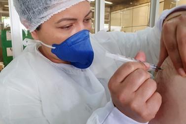 Vacinação contra a Covid será para pessoas com 29 anos