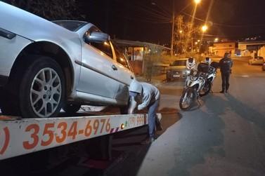 Veículo com som alto em via pública foi recolhido pela GAM, no Bonsucesso