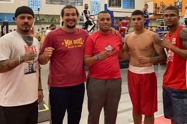 Boxeadores de Rio Claro retornam às competições com vitórias