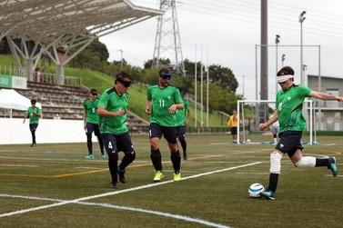 Paralimpíada: conheça mais sobre o futebol de 5 na Tóquio 2020