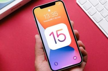 iOS 15 chega aos iPhones nesta segunda-feira. Veja o que muda