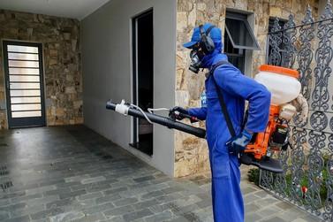 Mais três novos casos de dengue são registrados na cidade