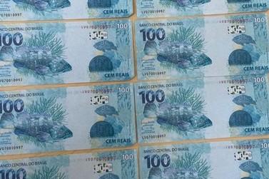 Polícia Federal prende homem com notas falsas de R$ 100 em Santa Gertrudes