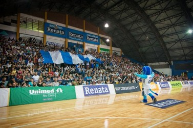 Jogo entre Pinheiros x Rio Claro, pela estreia do NBB, terá presença de público