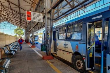Ônibus terão mais horários