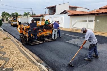 Prefeitura altera trânsito para serviços no Jardim América