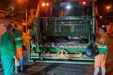 Cidade terá coleta de lixo  no feriado de terça-feira