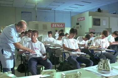 SENAI abre inscrições para processo seletivo de graduação tecnológica