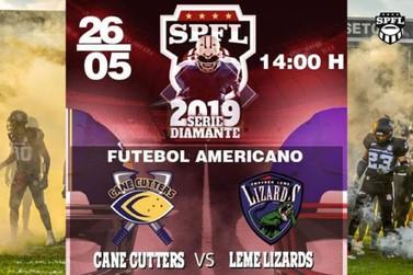 Rio das Pedras terá jogo da SPFL (São Paulo Football League)