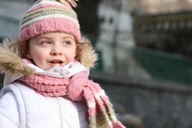 7 cuidados com crianças no frio