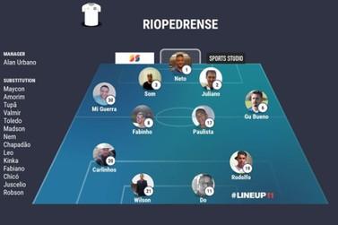 Jogando em casa a equipe do Riopedrense empata em 0 x 0 contra o time do UFA