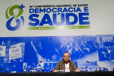 Rio das Pedras está presente na 16ª Conferência Nacional de Saúde em Brasília