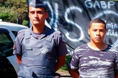 Riopedrense de apenas 13 anos escreveu uma carta aos PMs baleados em assalto