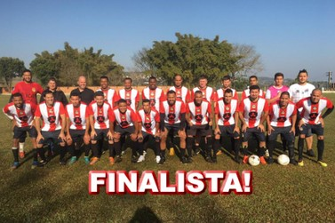 Riopedrense está na final do Campeonato Veterano 2019