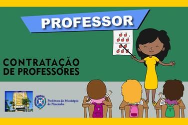 Prefeitura de Piracicaba abre processo para contratar 54 professores