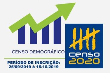 Rio das Pedras terá novo Censo Demográfico 2020